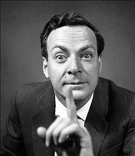 Feynman Finger