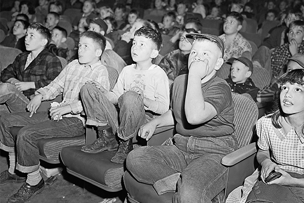 Scared Kids Audience