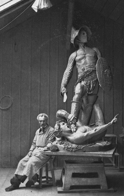 Jean-Léon Gérôme, The Gladiators