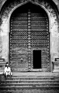 Shaniwar Wada Wicket Gate