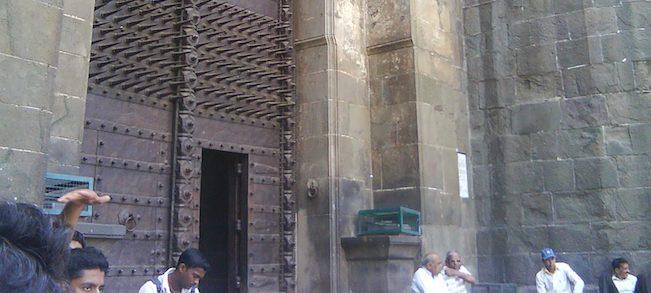 Shaniwar Wada Spikes